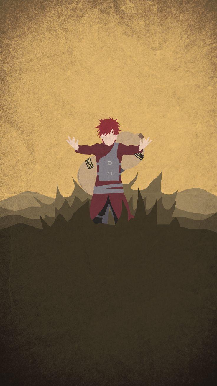 [4K] Naruto Minimal Mobile Wallpaper (Series II) Imgur