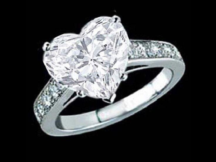 Heart cut diamond ... 3.02ct