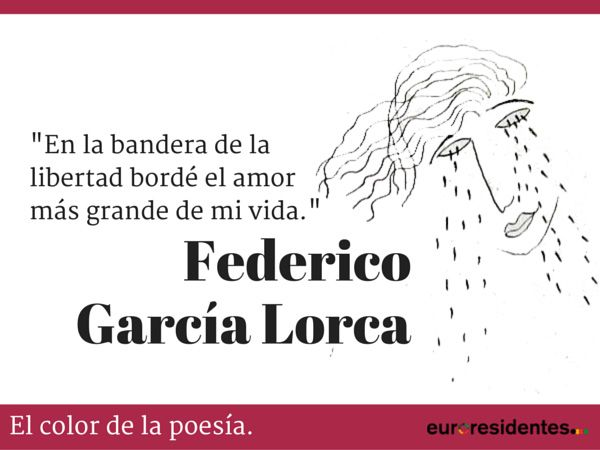 Citas Célebres de Federico García Lorca - Frases, citas, imágenes