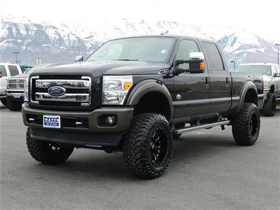 2015 Ford F350 Super Duty Crew Cab PLATINUM My balls would be bigger than yours....Oh wait...they already are...blahaha little bitch