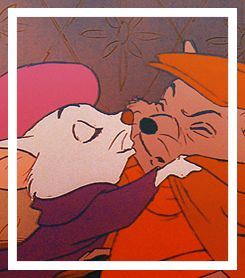 The Rescuers! I love this forgotten movie!;)