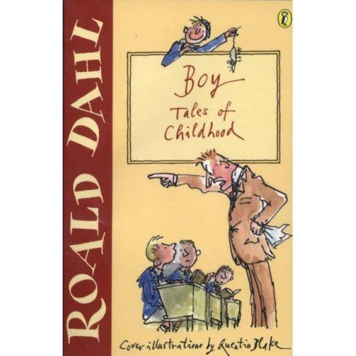 In Boy, Roald Dahl recounts his days as a child growing up in England. From his years as a prankster at boarding school to his envious po...
