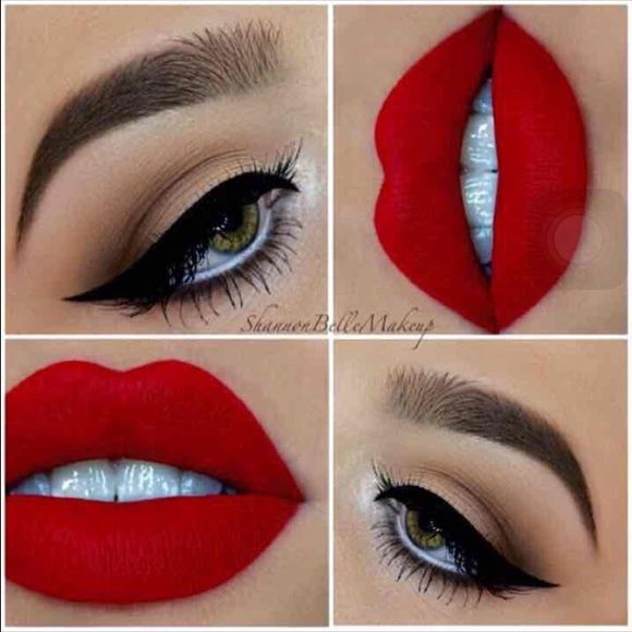 how to make red lipstick last
