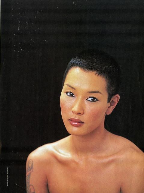 Jenny Shimizu.