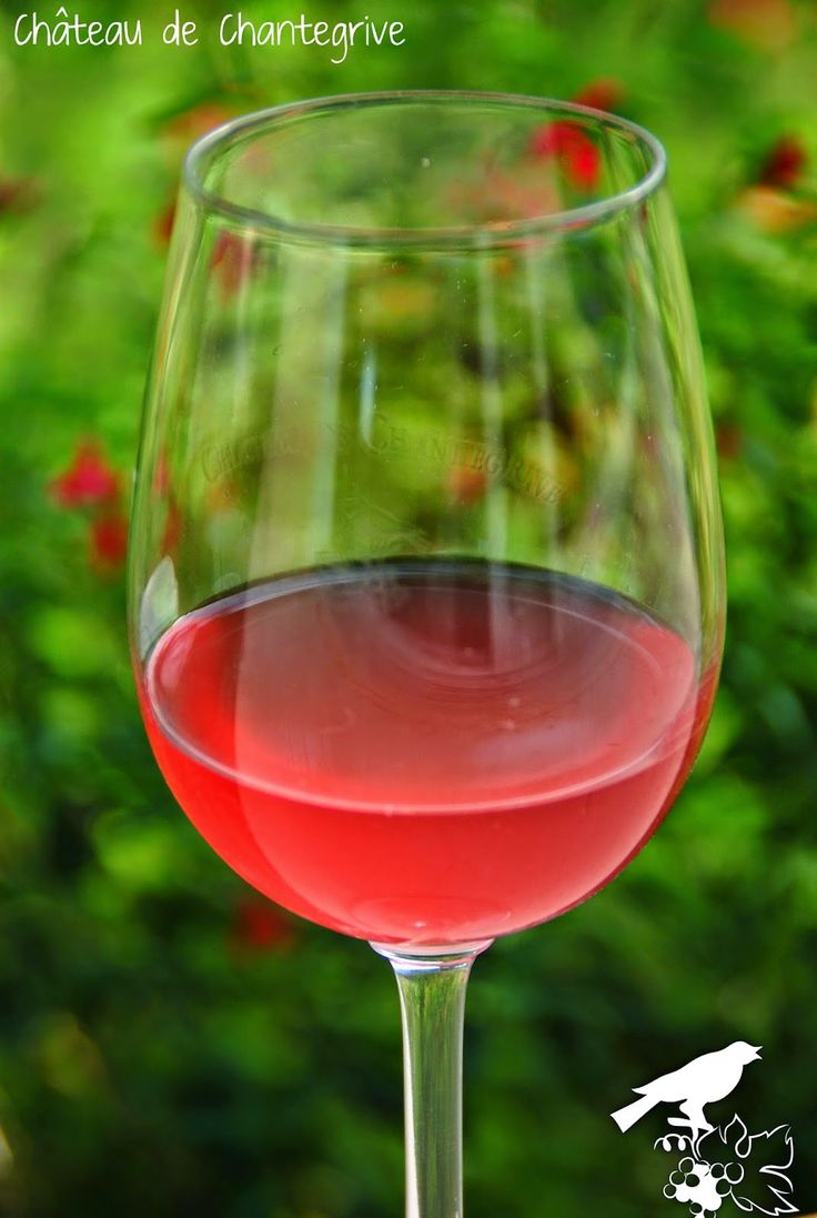 Le rosé de Chantegrive fait son coming out !  Rosé Wine in tanks at Chantegrive. Still wine - not filtrated