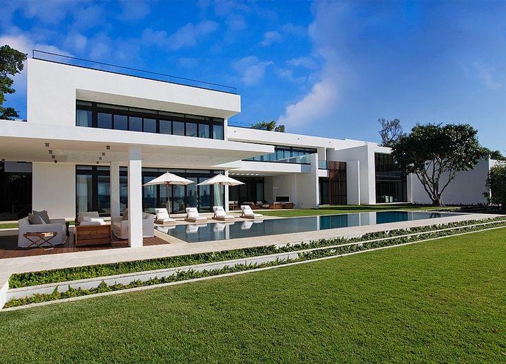Private Residence In Miami Hus