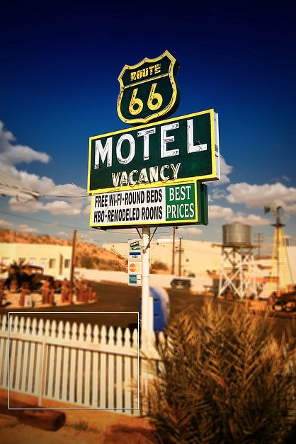 World Famous Route 66 Motel Barstow, CA