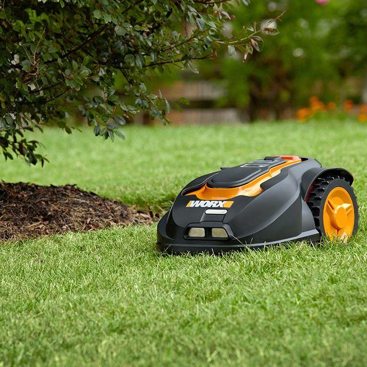 Landroid M: Robot Lawn Mower - WG794 | WORX