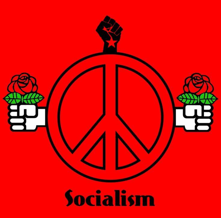 Socialisme: Een politieke maatschappijvorm gebaseerd op gelijkheid, sociale rechtvaardigheid en solidariteit.