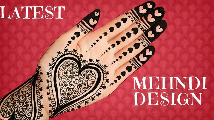 Henna designs for hands   Latest Mehndi designs 2018   Mehndi design by...
