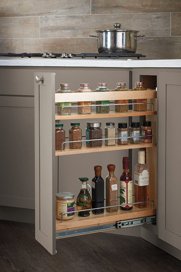 Cabinet Organization Products - Aristokraft Cabinetry ...