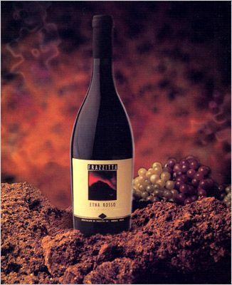 Vino Etna Rosso: Vino siciliano DOC