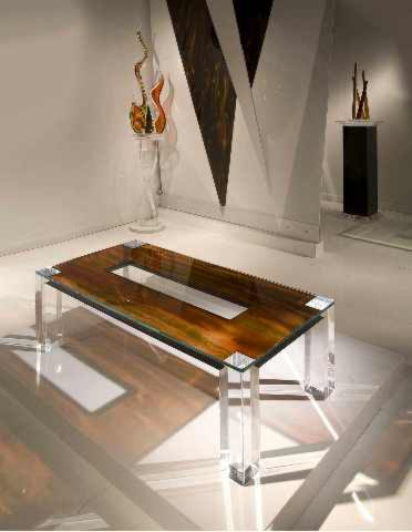 Beautiful Edge Coffee Table Base By Leading Acrylic Furniture  Manufacturers  Sharooz Art. We Also Deal In Acrylic Coffee Tables.