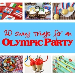 20 Treats for an Olympic Party