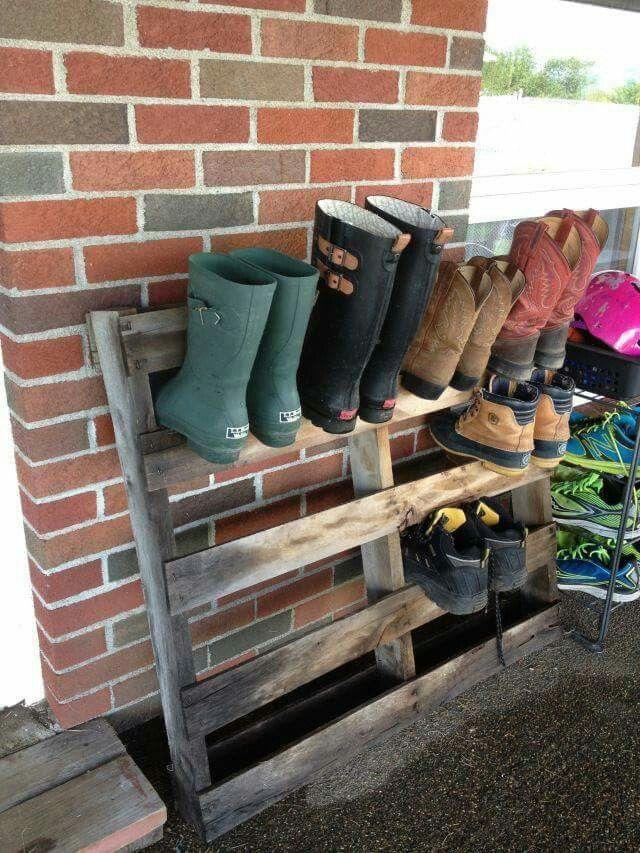 Boot organization