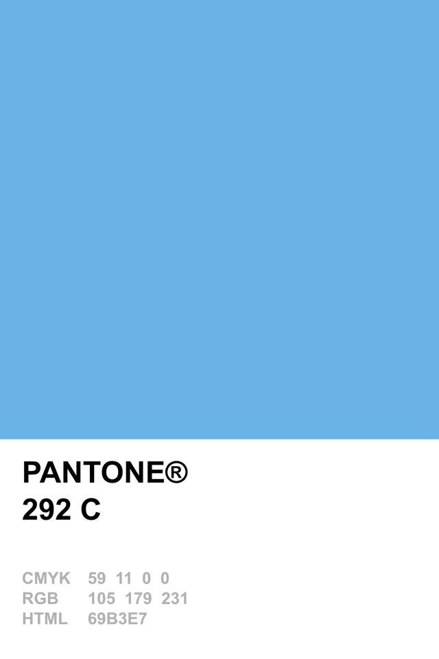 Pantone 292 C