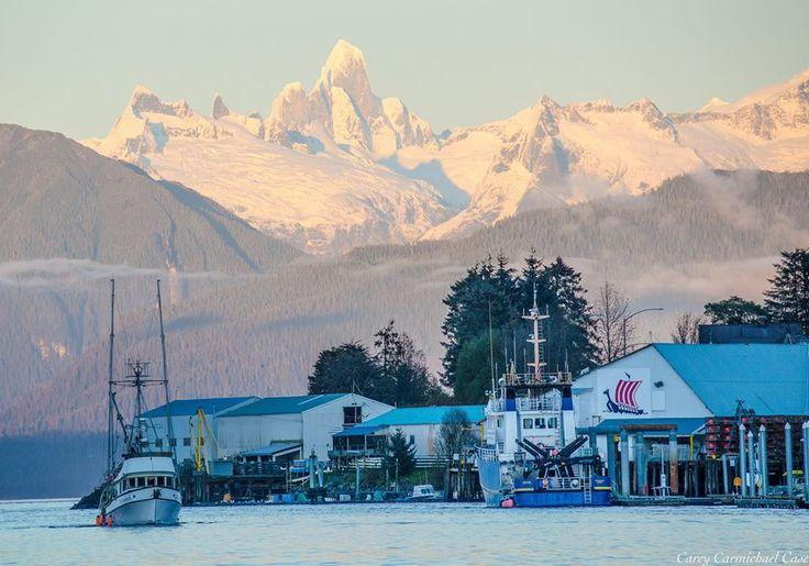 Wild Iris Photography by Carey Case. Petersburg, Alaska. Icicle Seafoods. 2014
