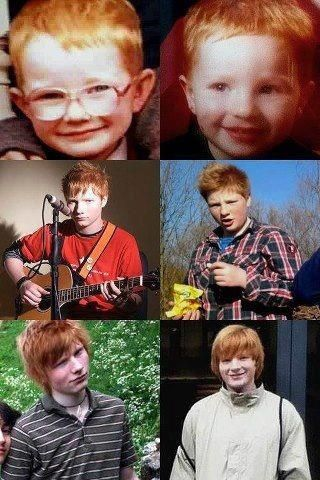 Ed Sheeran! Sjhsjssjhsksksjsbs