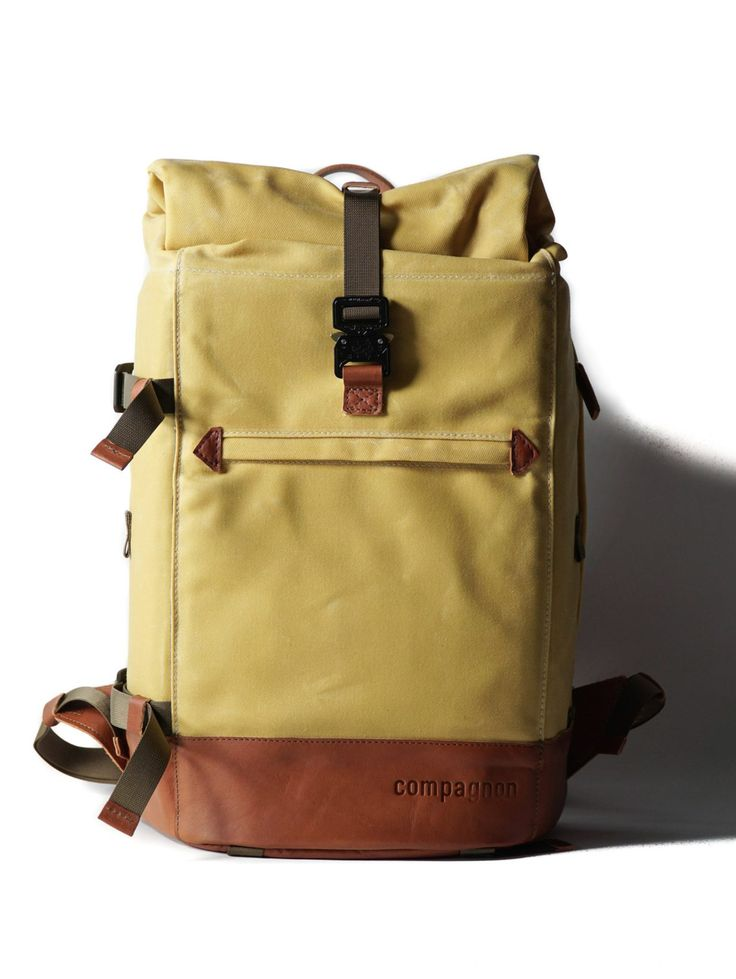 compagnon_backpack_yellow_light_brown_606-8_shop