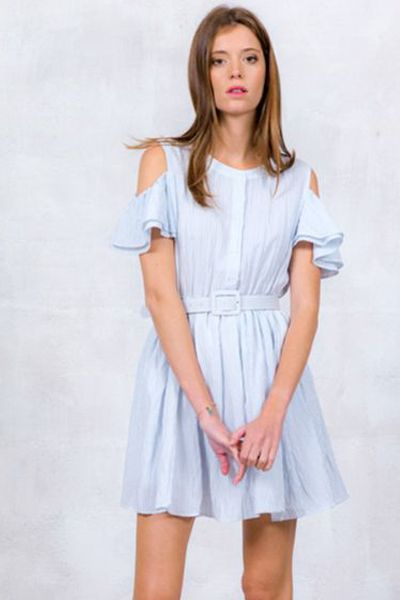 It's always a bit of a disappointment hovering over a blogger's Instagram account to find a look you love is a high-end designer edit. So imagine our excitement when we spotted style star LornaLuxe in a whole host of pieces from affordable Parisian label, E-Believe.