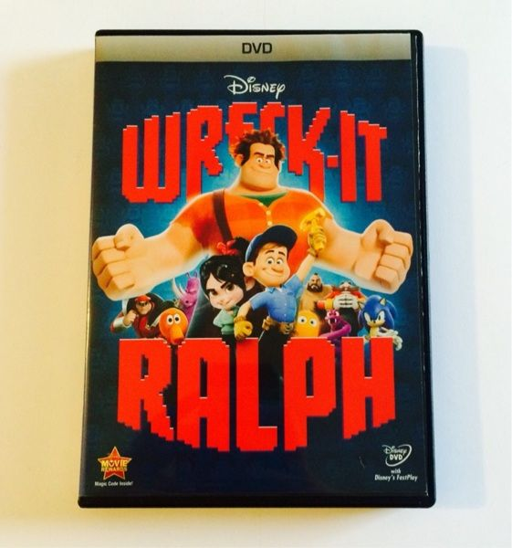 ❤❤ Wreck It Ralph! Whoop! Whoop! But I Mostly have a crush on Felix! ❤❤