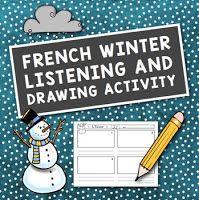 Ressources gratuites sur le thème de l'hiver