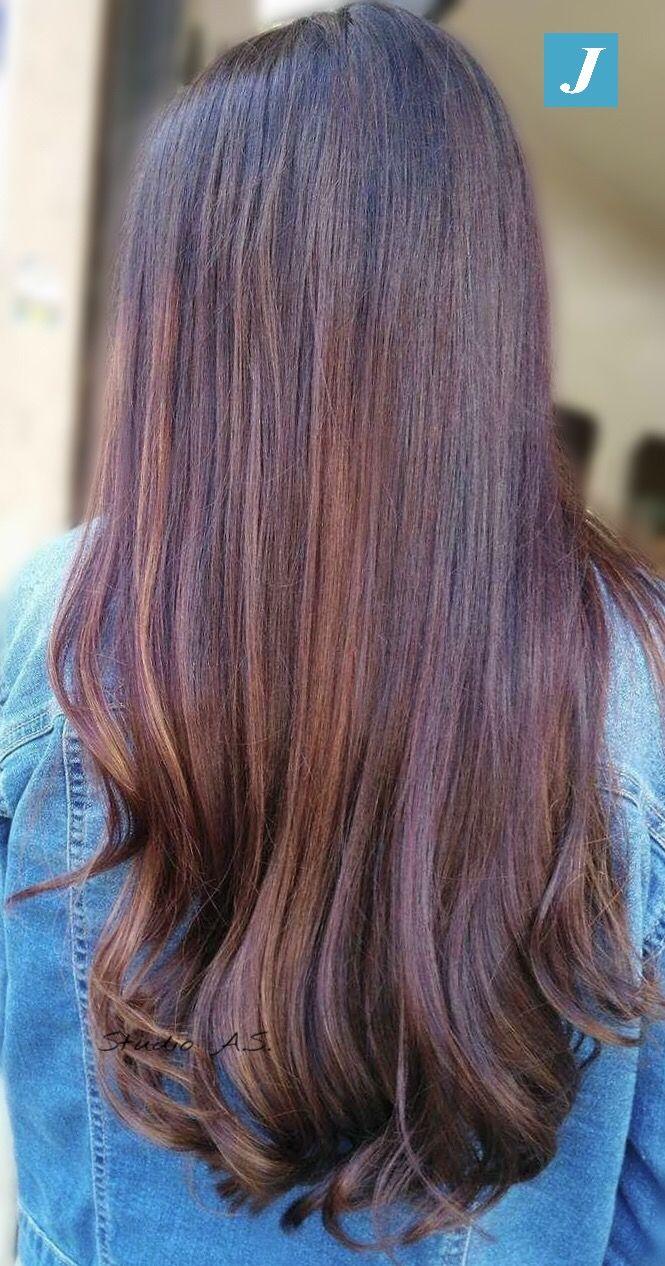 Pin on Warna rambut