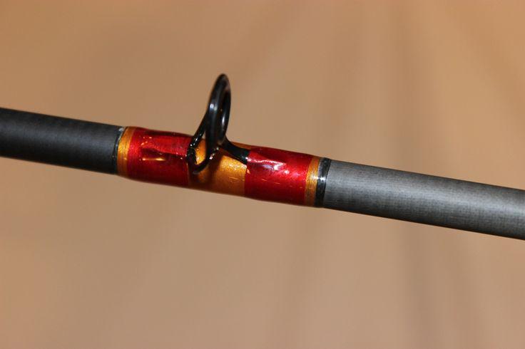 Pinterest the world s catalog of ideas for Fishing rod wraps