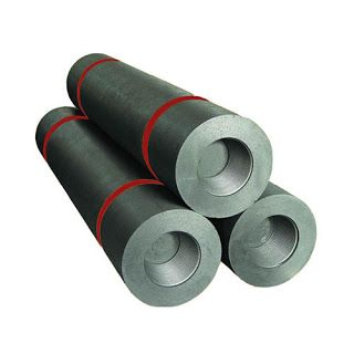 #UHPGraphiteElectrodes, #BuyGraphiteElectrodes, #GraphiteElectrodePrice  UHP graphite electrodes with current densities greater than 25 A / cm2 are acceptable. UHP graphite electrodes mainly used in ultra-high power steelmaking electric arc furnace.  Graphite electrode is mainly made of petroleum coke, needle coke as raw material, coal pitch as binder, after..........  Content source: http://www.ruizhirefractory.com/en/product/uhp-graphite-electrode.html Email: sales@ruizhirefractory.com
