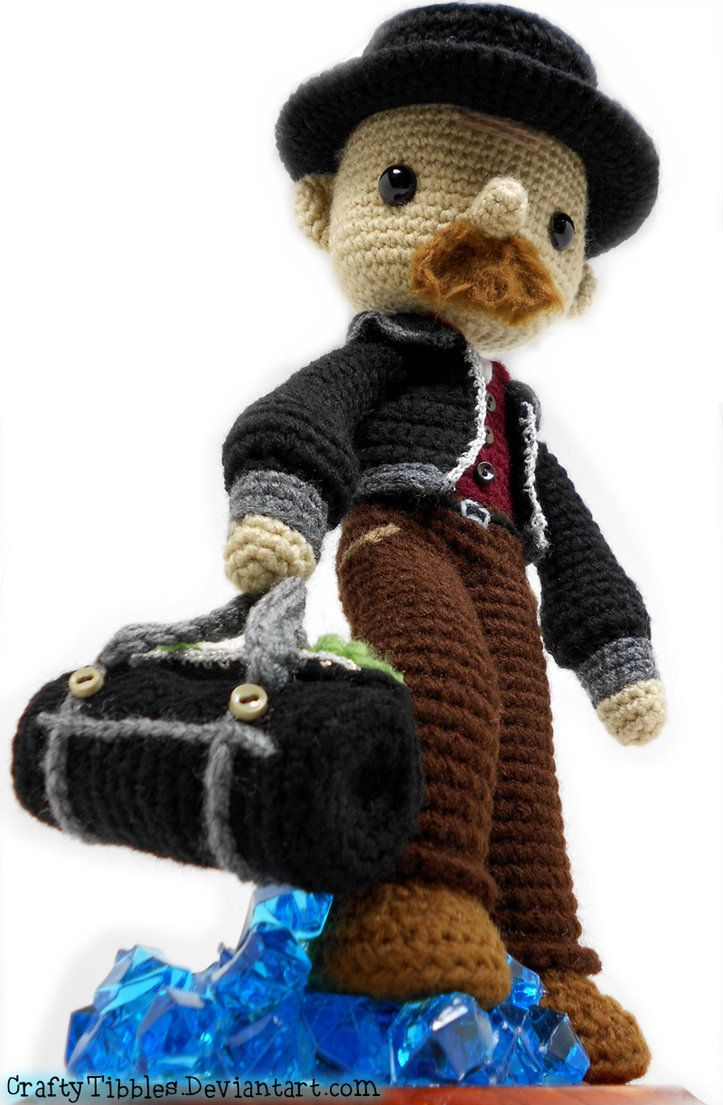 467 best amigurumi personajes images on pinterest cartoons crochet amigurumi hes about tall and is posable on his stand the blue meth hes standing on is just acrylic sorry another shot here crafty bankloansurffo Choice Image