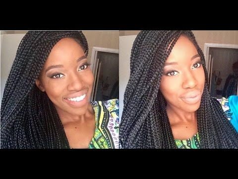Small Box Braids in Just 3 Hours [Video] - http://community.blackhairinformation.com/video-gallery/braids-and-twists-videos/small-box-braids-just-3-hours-video/