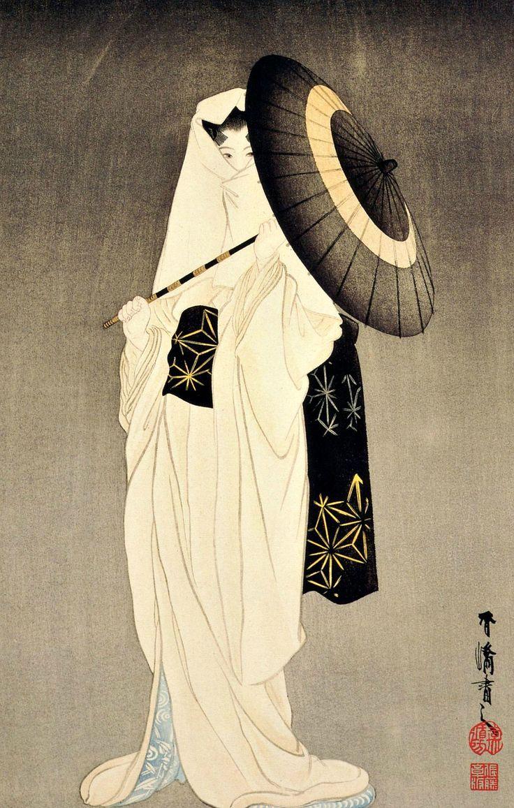 Spirit of Heron Maiden –Taniguchi Kokyo