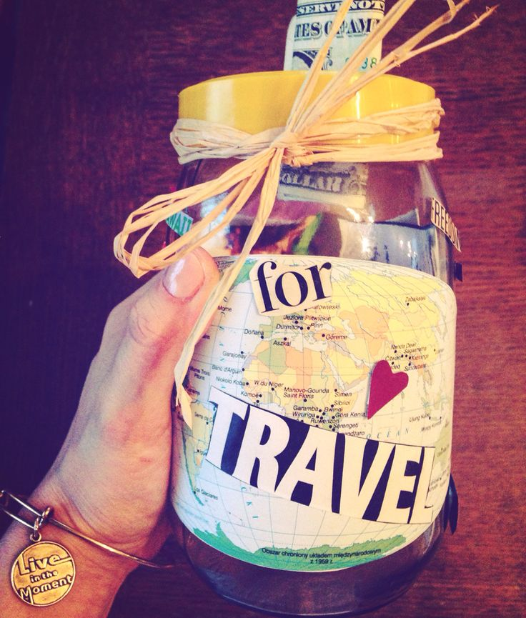78 images about piggy banks save money box on pinterest for Travel fund piggy bank