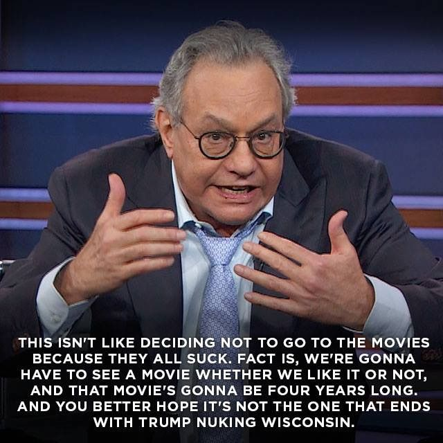 Lewis Black is concerned about some voters lack of ...