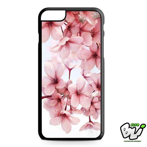 Flowers Sakura iPhone 6 Plus Case | iPhone 6S Plus Case