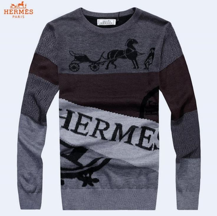 Hermes Men Sweaters POHERSWM005 cheap price