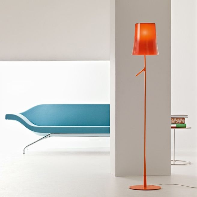 Birdie floor light by foscarini get it at lightform ca