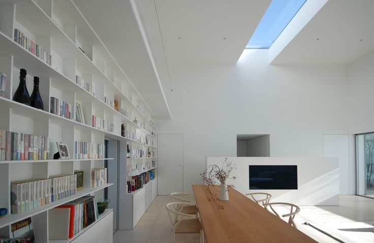 Library House / Shinichi Ogawa & Associates