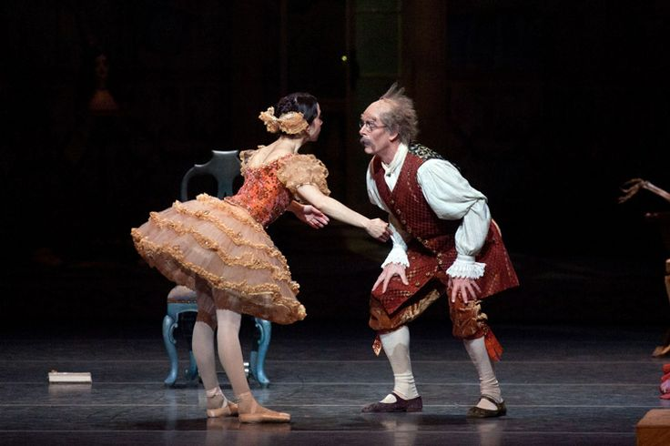 'Coppelia' by American Ballet Theatre & The Dresden Philharmonic Mar 28 - Mar 29, 2014, Emirates Palace Auditorium, Abu Dhabi