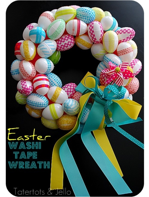 22 uses for plastic Easter eggs