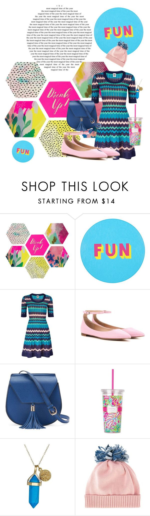 """""""Rebelion"""" by pao-mechanic ❤ liked on Polyvore featuring Talking Tables, Lisa Perry, M Missoni, Gianvito Rossi, Yoki, Lilly Pulitzer, Dee Berkley and Federica Moretti"""