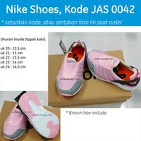Sepatu Anak Nike Sport  :: Kode JAS042 Warna Pink