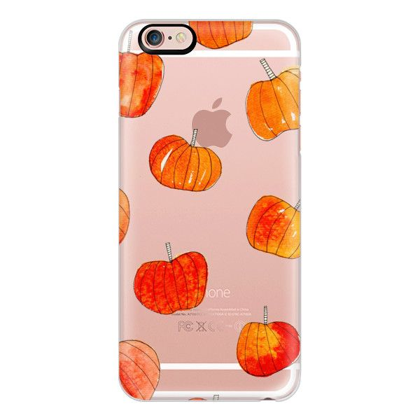 iPhone 6 Plus/6/5/5s/5c Case - Pumpkin Fest ($40) ❤ liked on Polyvore featuring accessories, tech accessories, phone cases, iphone case, apple iphone cases and iphone cover case