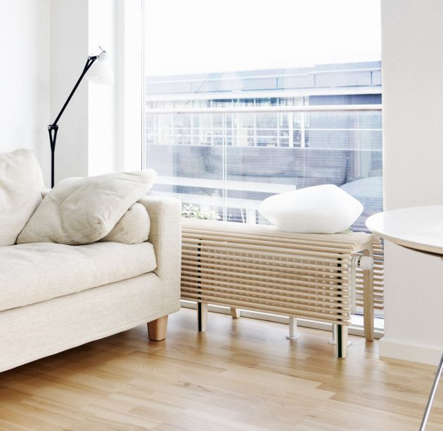 Radiator Bench and Bed Table/Stool by BLENDWERK » CONTEMPORIST