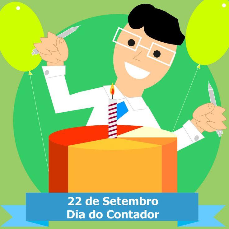 #DiaDoContador imagem Dia do Contador para você compartilhar e baixar de graça Encontre mais imagens de graça aqui --> http://imagensfree.com.br