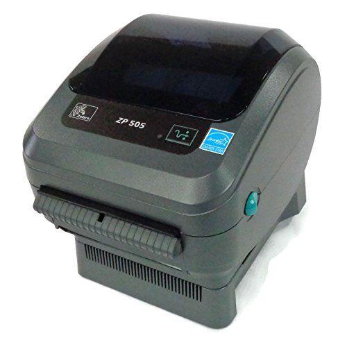 Buy Zebra ZP 505 Thermal Printer At 40% Off | Best Printers