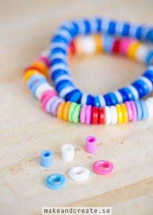 Smälta pärlor i ugnen - Idébank - DIY - Make & Create