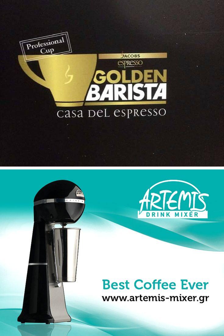 ARTEMIS MIXER supports ESPRESSO GOLDEN BARISTA competition with A-2001 drink mixers. http://www.artemis-mixer.gr/en/en-eshop-a-2001-colour
