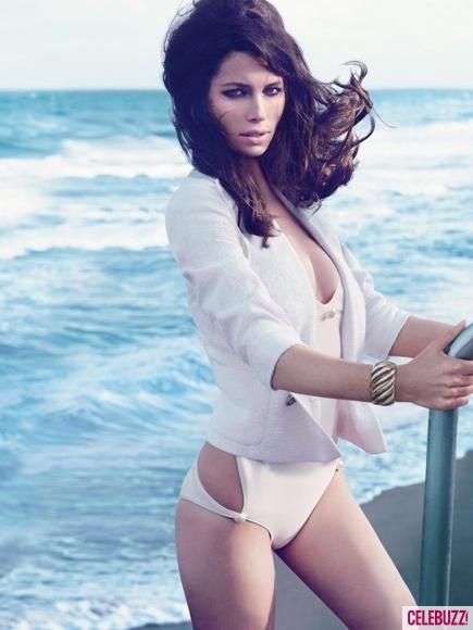 Jessica Biel - gorgeous - my beach body inspiration.