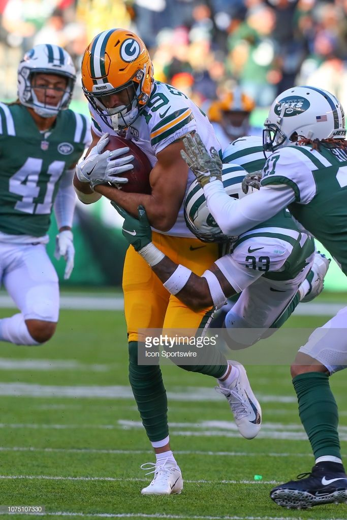 0403b3ce1 Green Bay Packers wide receiver Equanimeous St. Brown during the...